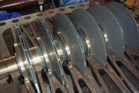 Maintenance Partners - Centrifugal Compressors 07