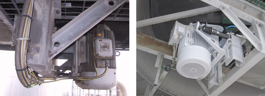 Maintenance Partners Gemex - Traditional vs Gemex Belt Tensioning System
