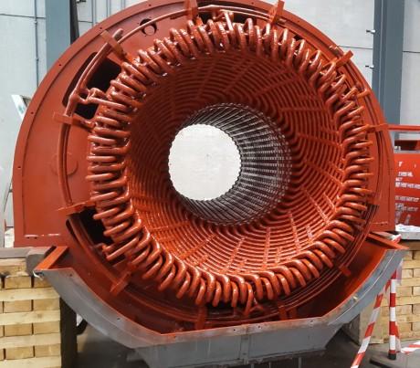 Maintenance Partners Revisie en Reparatie van Generatoren 460