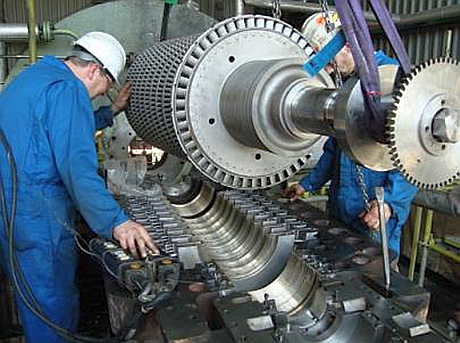Maintenance Partners - Steam Turbines Field Service