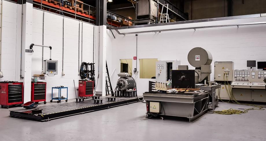 Maintenance Partners Teststand