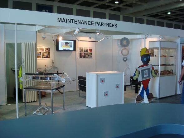 Maintenance Partners at CWIEME