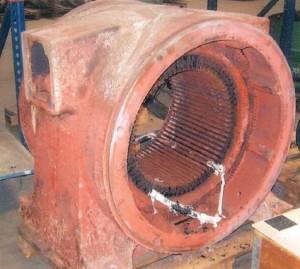 acec motor 735kw