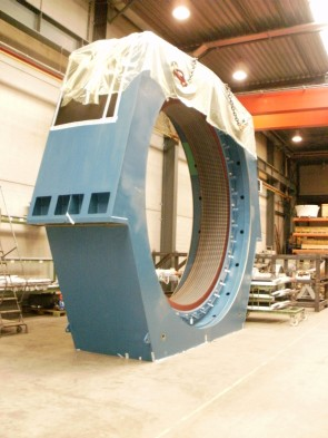 12MW Stator Maintenance Partners