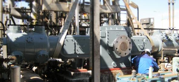 Zuigercompressor 590