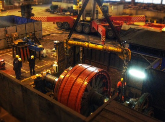 920 Reparatie DC Motor - Samenbouwen en Reparatie 2
