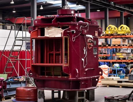 Maintenance Partners Réparation et rebobinage moteurs electriques