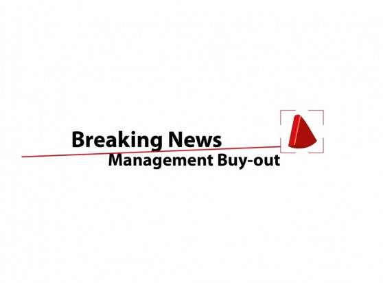 Breaking News Management Buy Out Maintenance Partners Featured