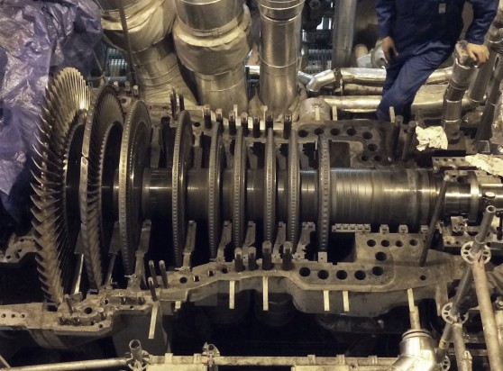 Maintenance Partners 18MW Thermodyn Steam Turbine Major Overhaul - Featured