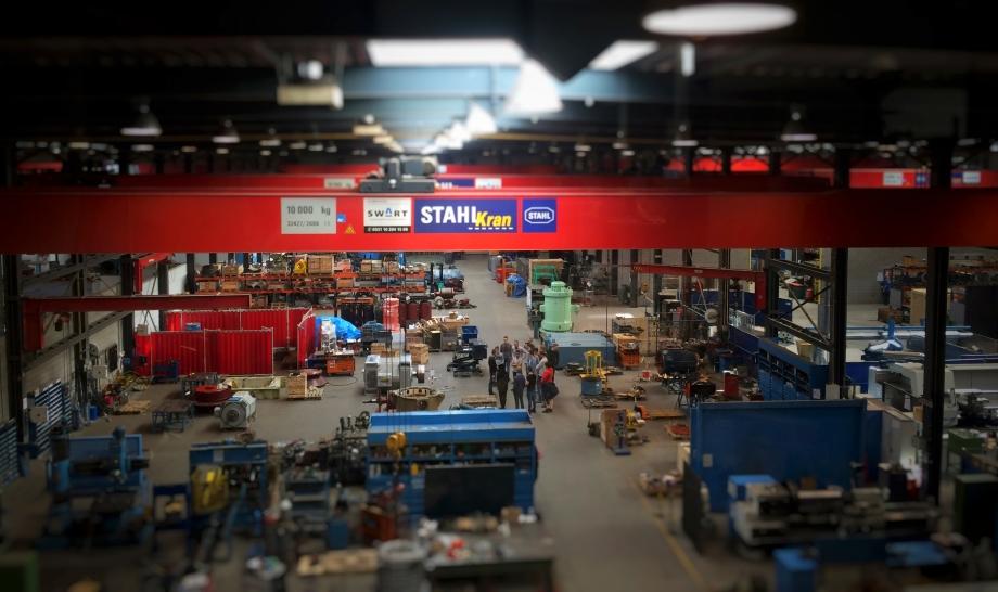 Bezoek GTI Beveren aan Maintenance Partners 4-5-2016 920