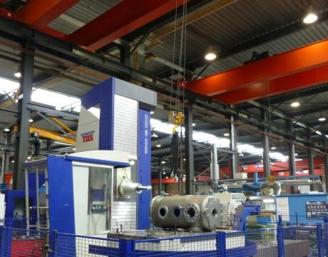 Maintenance Partners TOS Varnsdorf WHN 13 CNC 460